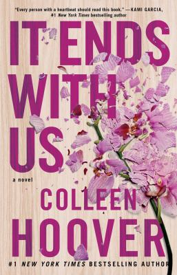 Cover image for It ends with us / Colleen Hoover.
