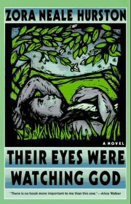 Cover image for Their eyes were watching God : a novel