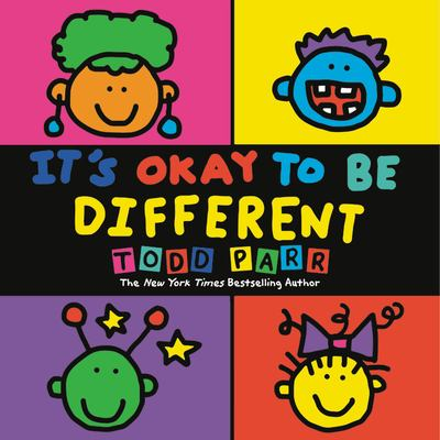Cover image for It's okay to be different