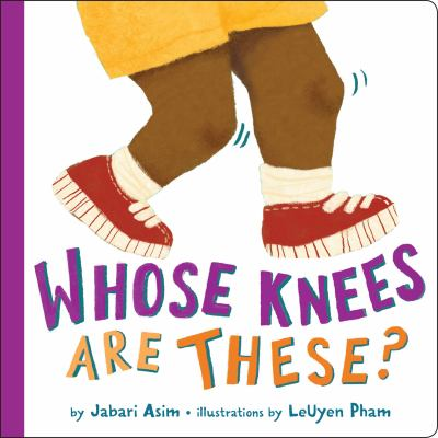 Cover image for Whose knees are these?