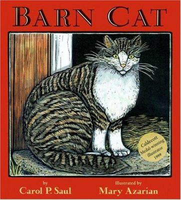 Cover image for Barn cat : a counting book