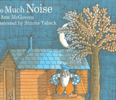 Cover image for Too much noise