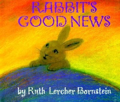 Cover image for Rabbit's good news