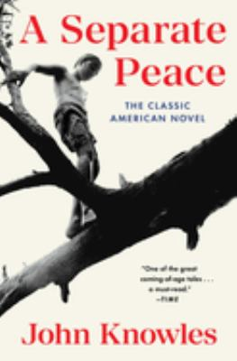 Cover image for A separate peace