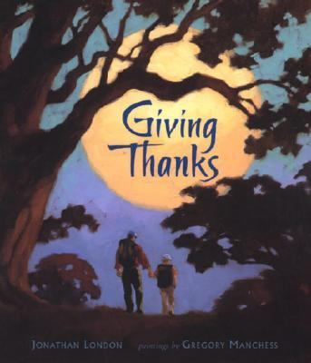 Cover image for Giving thanks