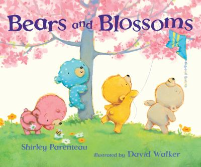 Cover image for Bears and blossoms