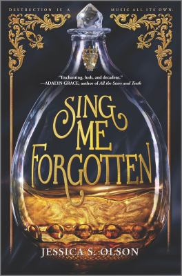 Cover image for Sing me forgotten