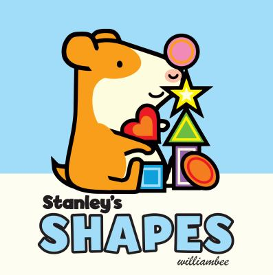 Cover image for Stanley's shapes