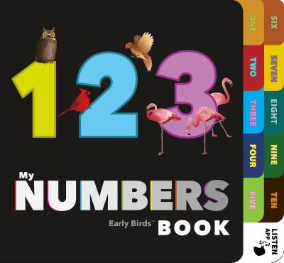 Cover image for My numbers book