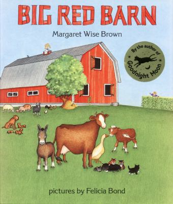 Cover image for Big red barn