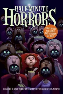 Cover image for Half-minute horrors