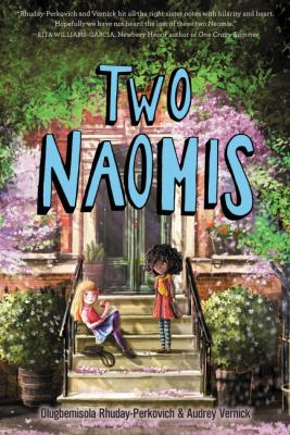 Cover image for Two Naomis