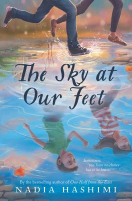 Cover image for The sky at our feet