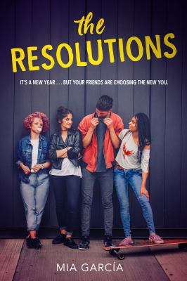 Cover image for The resolutions