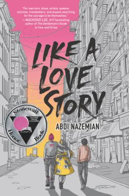Cover image for Like a love story