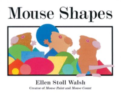 Cover image for Mouse shapes