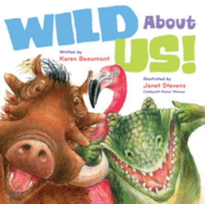 Cover image for Wild about us!