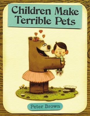 Cover image for Children make terrible pets