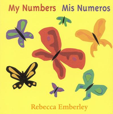 Cover image for My numbers = Mis numeros
