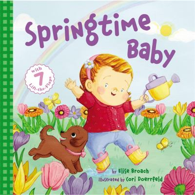 Cover image for Springtime baby