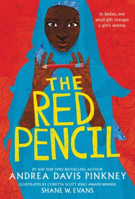 Cover image for The red pencil