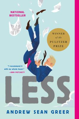 Cover image for Less : a novel