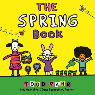 Cover image for The spring book