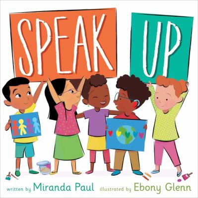 Cover image for Speak up