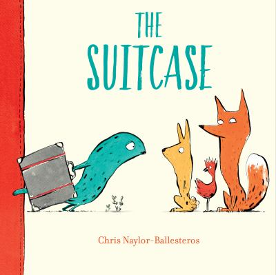 Cover image for The suitcase