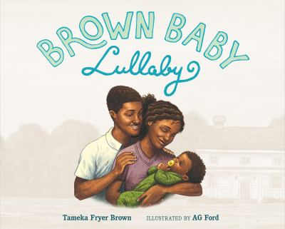 Cover image for Brown baby lullaby