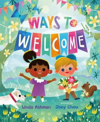 Cover image for Ways to welcome