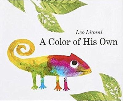 Cover image for A color of his own