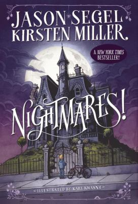 Cover image for Nightmares!