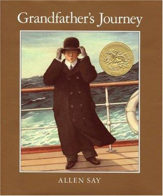 Cover image for Grandfather's journey