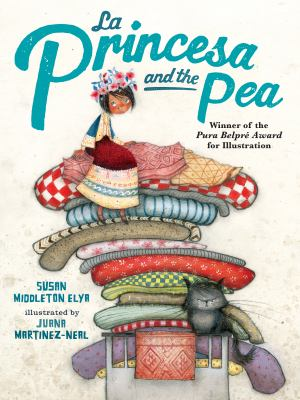 Cover image for La princesa and the pea