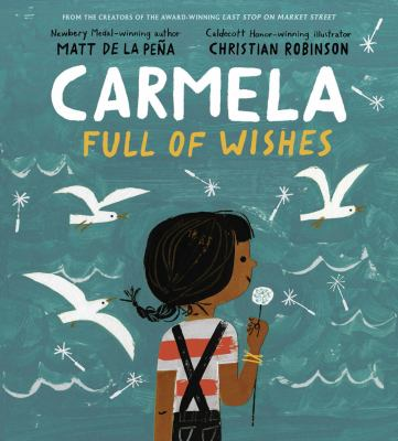 Cover image for Carmela full of wishes