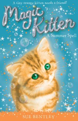 Cover image for A summer spell