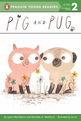 Cover image for Pig and Pug