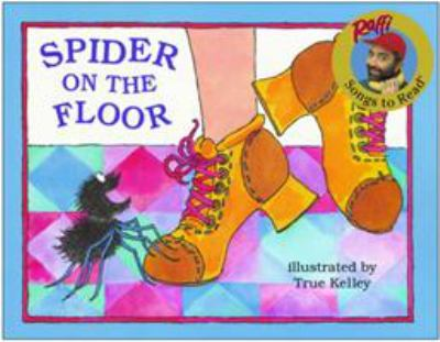Cover image for Spider on the floor