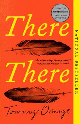 Cover image for There there