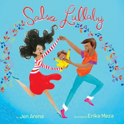 Cover image for Salsa lullaby