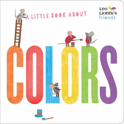 Cover image for A little book about colors