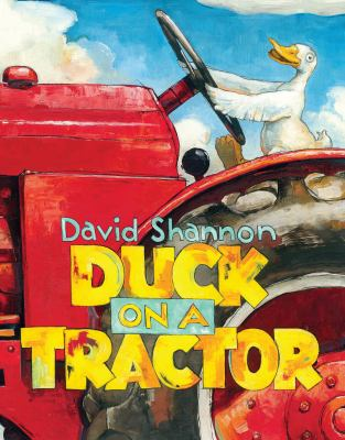 Cover image for Duck on a tractor