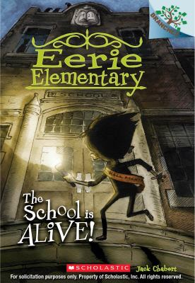 Cover image for The school is alive!