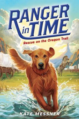 Cover image for Rescue on the Oregon trail
