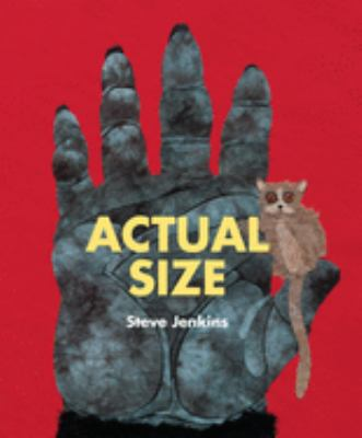 Cover image for Actual size
