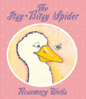 Cover image for The itsy-bitsy spider