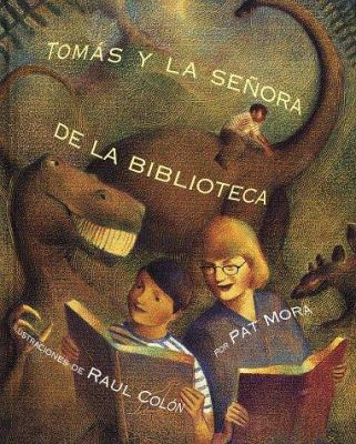 Cover image for Tomás and the library lady