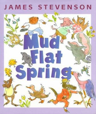 Cover image for Mud Flat spring