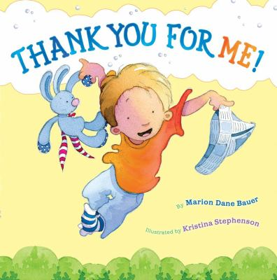 Cover image for Thank you for me!